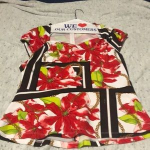 Woman's blouse size L New York and company